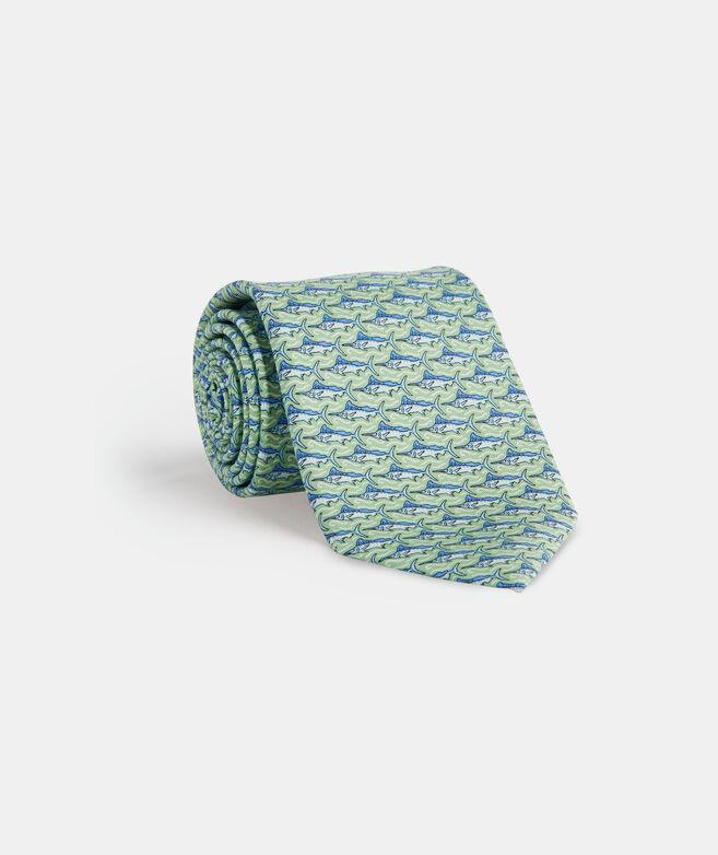 Marlins Printed Tie