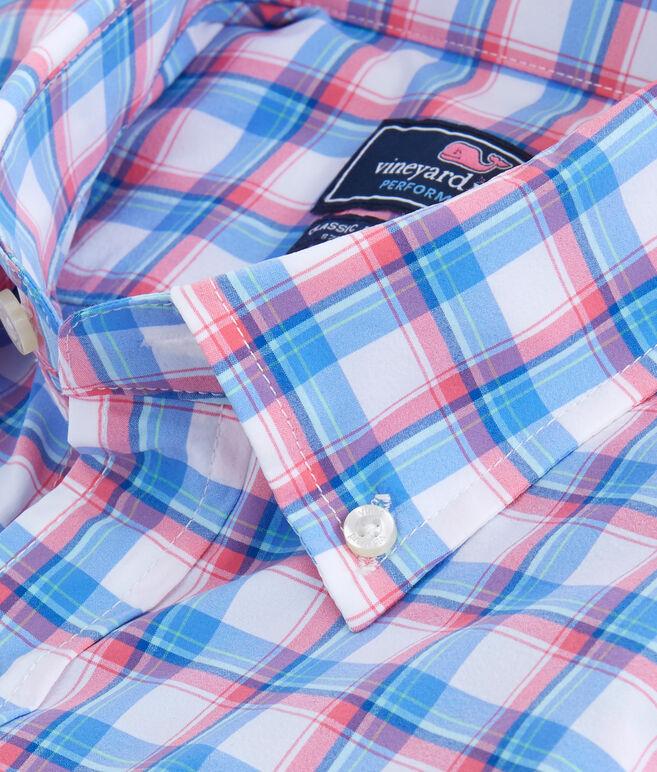 East Point Plaid Performance Classic Murray Shirt