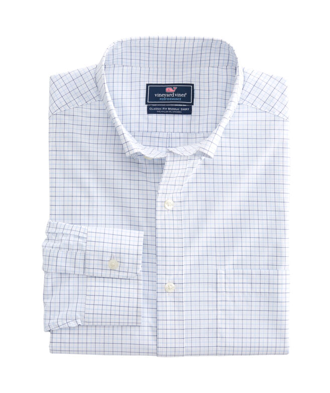 Hopkins Tattersall Performance Classic Murray Shirt