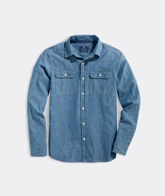 Chambray Dockman Shirt