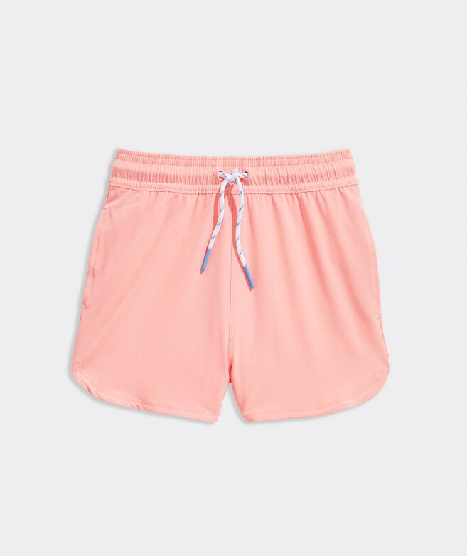 Girls' Performance Chappy Shorts