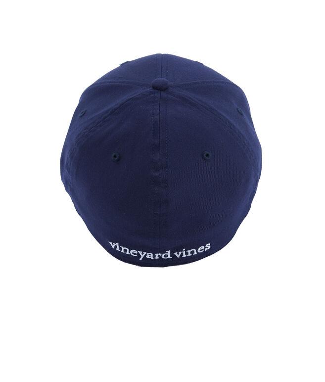 Flag Fish Embroidered Flex Hat