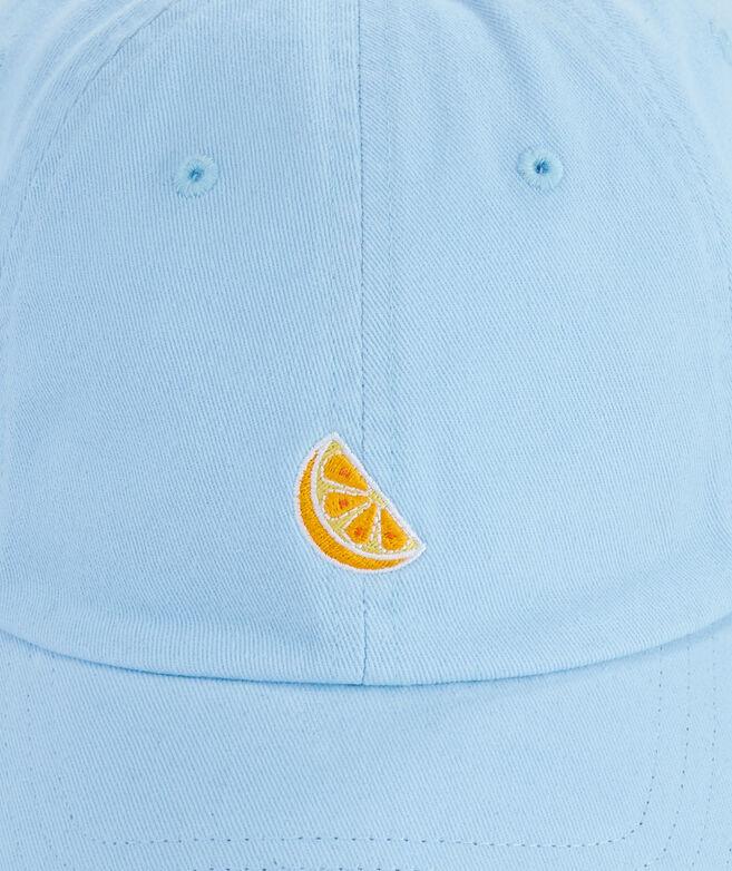 bd08bd4f410 Florida Orange Slice Baseball Hat