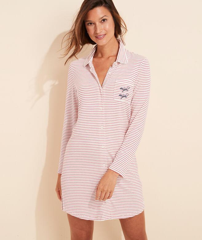 Super Soft Knit Sleep Shirt