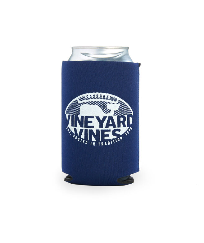 Grid Iron Coozie