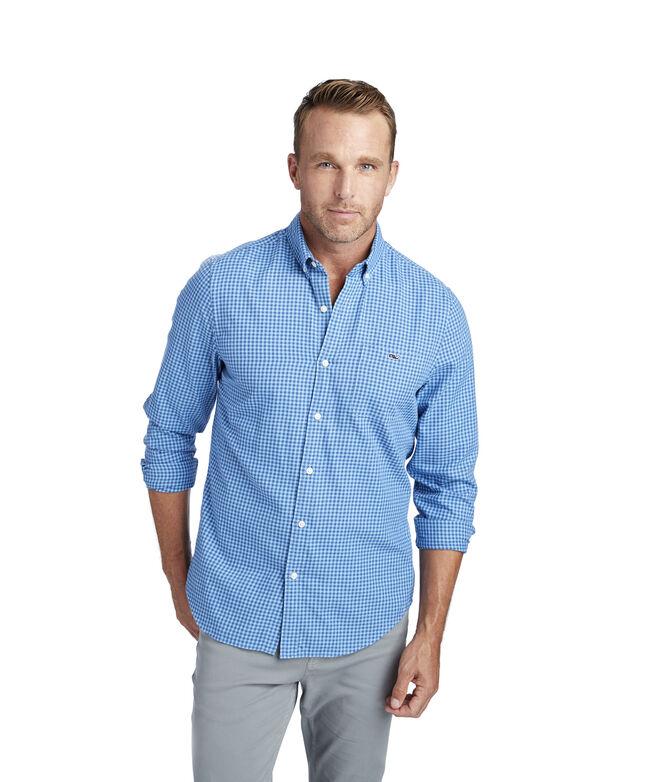 Slim Tradewinds Flannel Tucker Shirt