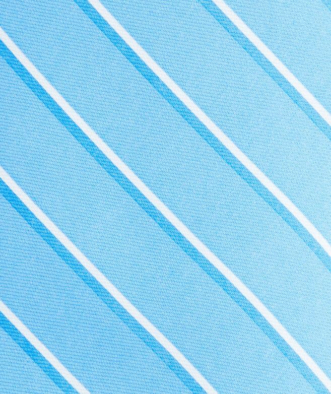 Double Stripe Printed Tie