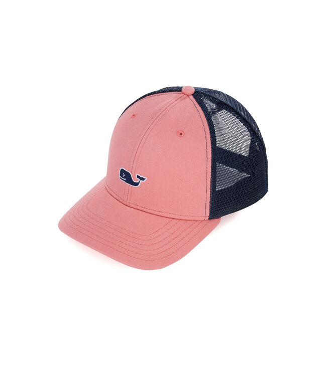 High Profile Whale Logo Trucker Hat