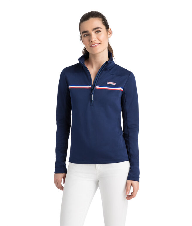 Performance Tennis Shep Shirt