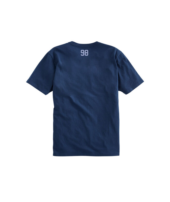Lax Team Issued Short-Sleeve Pocket Tee