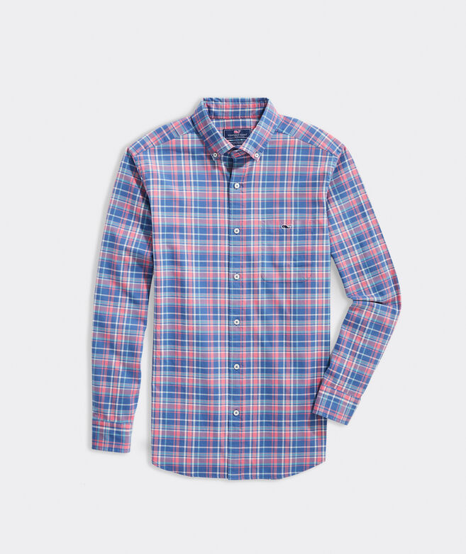 Classic Fit Lyle Twill Tucker Shirt