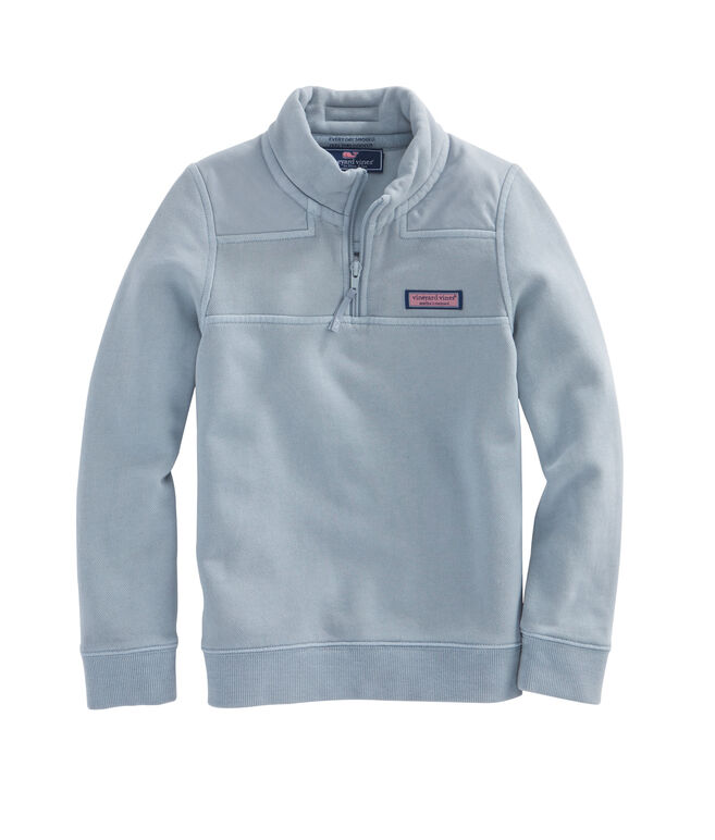 Boys Flats Boat Shep Shirt
