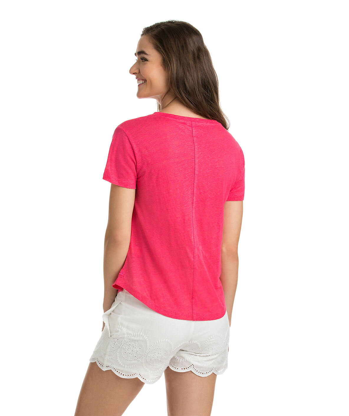 Shop Every Day Linen Tee At Vineyard Vines