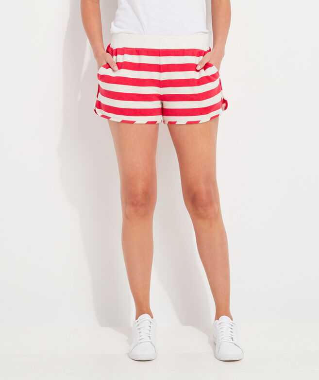Dreamcloth Rugby Stripe Shorts