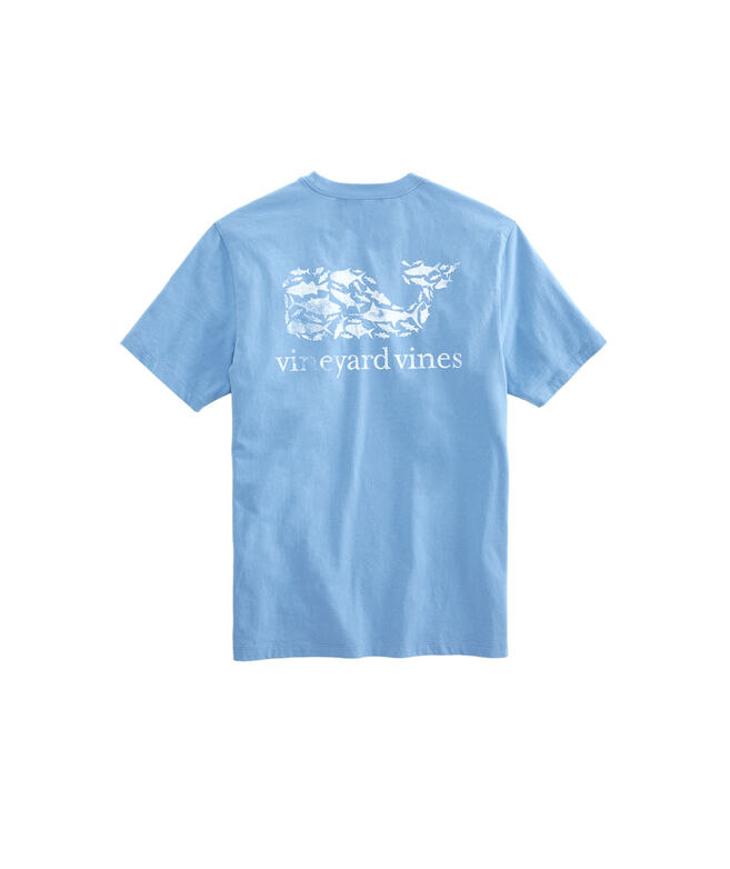 Fish Whale Fill T-Shirt