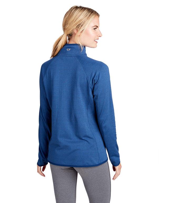 Asymetrical Full-Zip Fleece