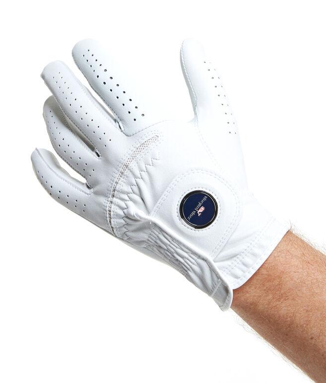 Custom vineyard vines Titleist® Q-Mark Gloves