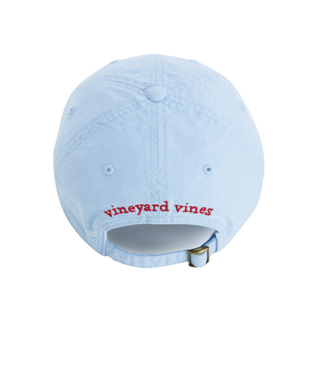 Womens Oxford Baseball Hat