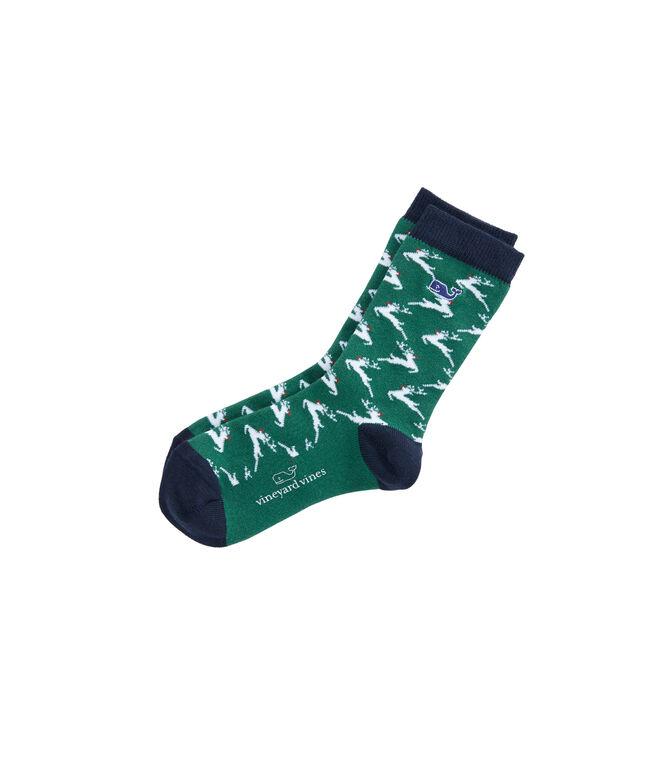 Boys Rudolph Icon Socks