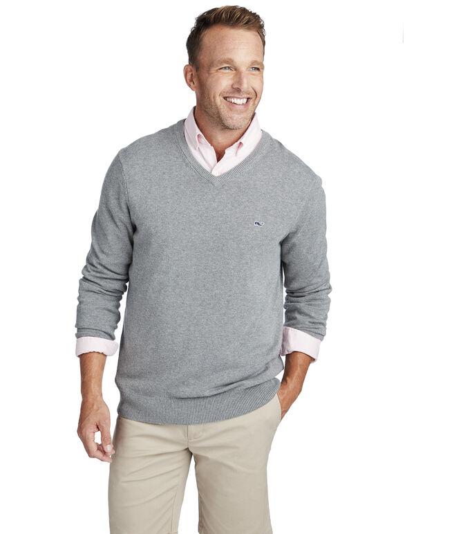Saltwater V-Neck Sweater