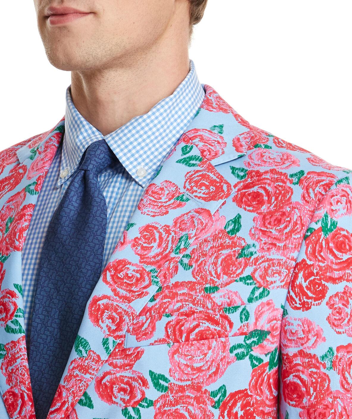Shop Floral Printed Sportcoat at vineyard vines