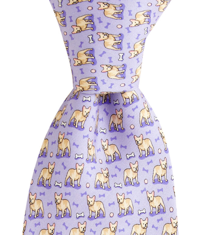 French Bulldog Tie