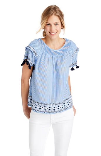 b140dd70725a35 Tops and Shirts for Women at vineyard vines