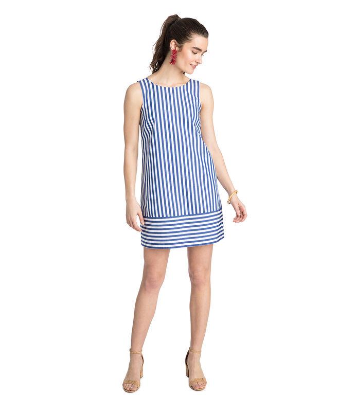 Beachcomber Stripe Bow Back Dress