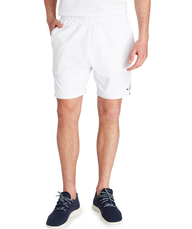 Knit Tennis Shorts