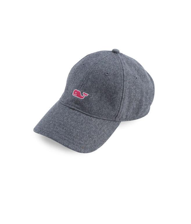 shop flannel baseball hat at vineyard vines