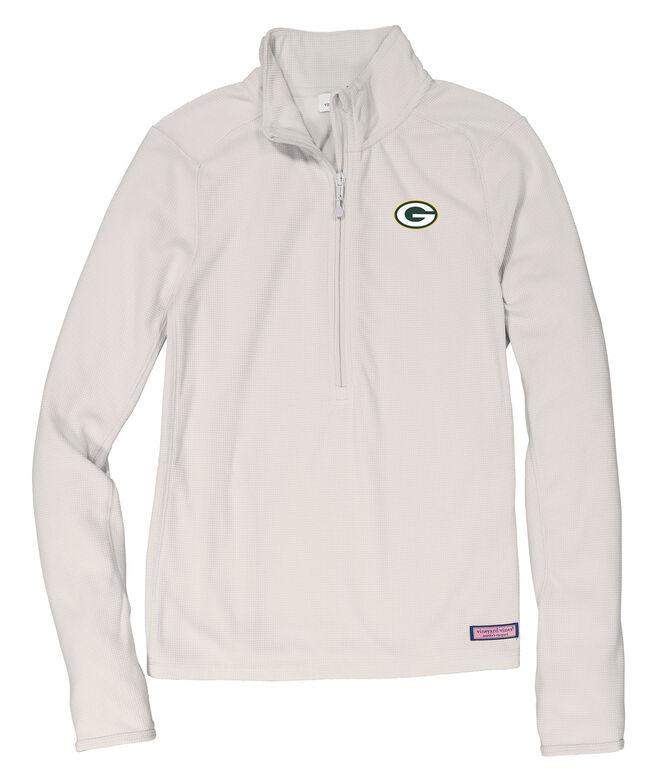 Greenbay Packers Womens Performance Grid Fleece