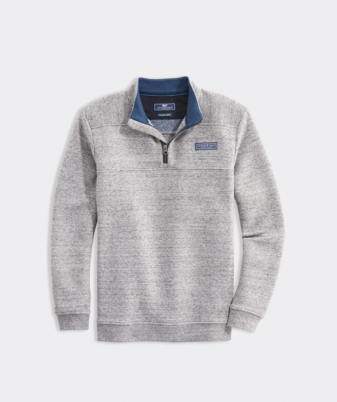 Big & Tall Saltwater Fleece Shep Shirt