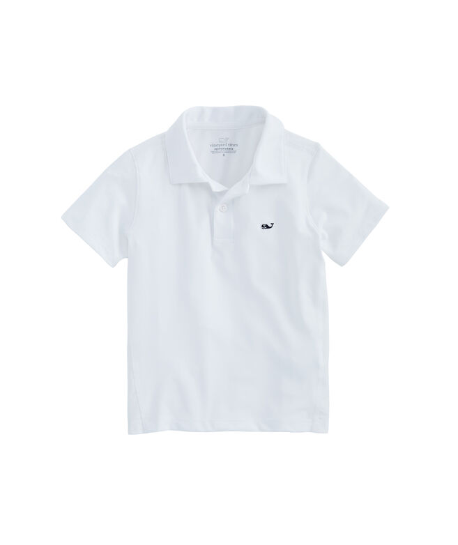 Boys Tennis Polo