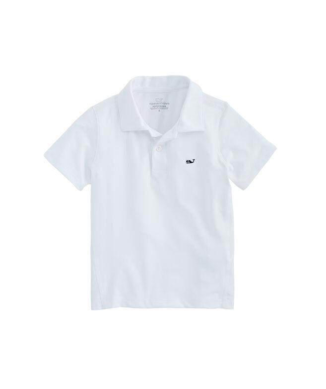 Boys Tennis Polo