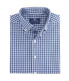 Polly Hill Gingham Classic Murray Shirt