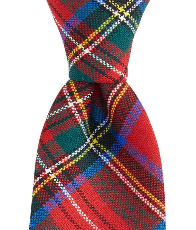 Jolly Plaid Kennedy Skinny Tie