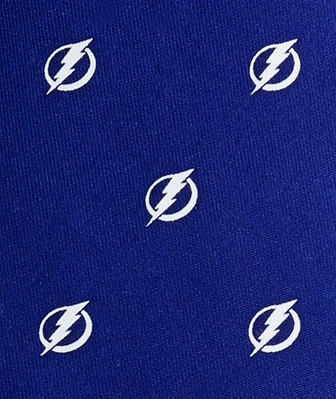 Tampa Bay Lightning Logo Tie