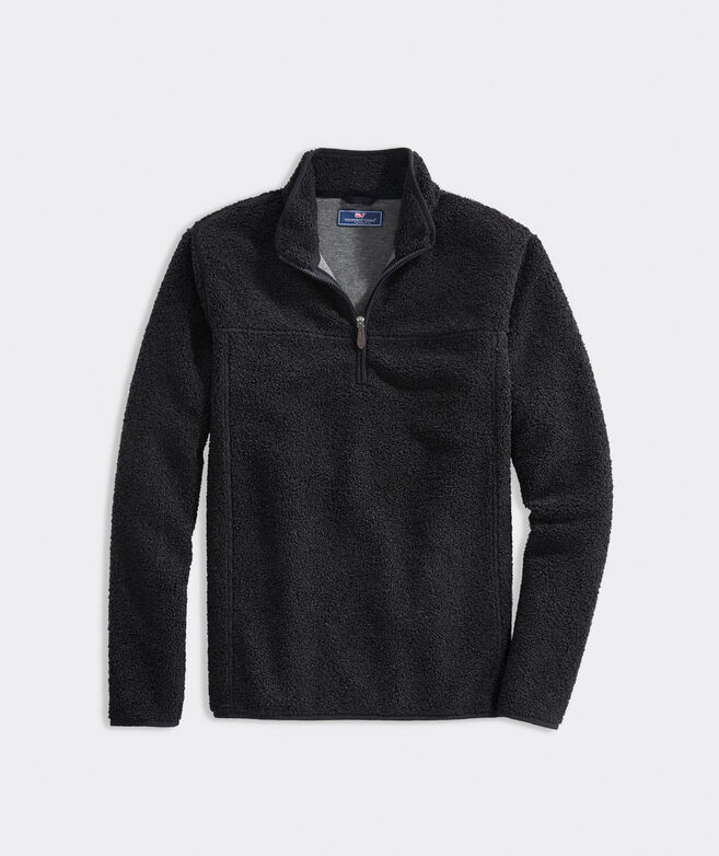 Nantucket Sherpa 1/4-Zip