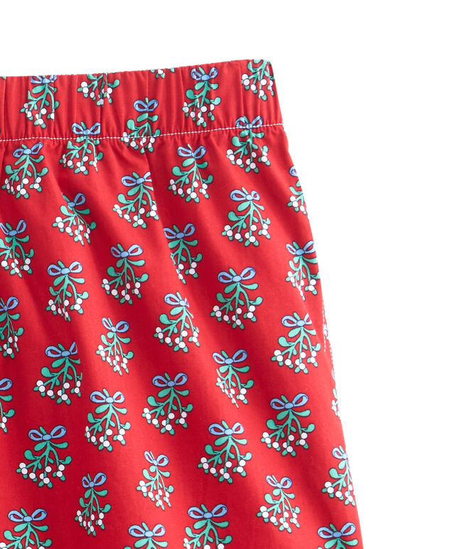 Mistletoe Boxers