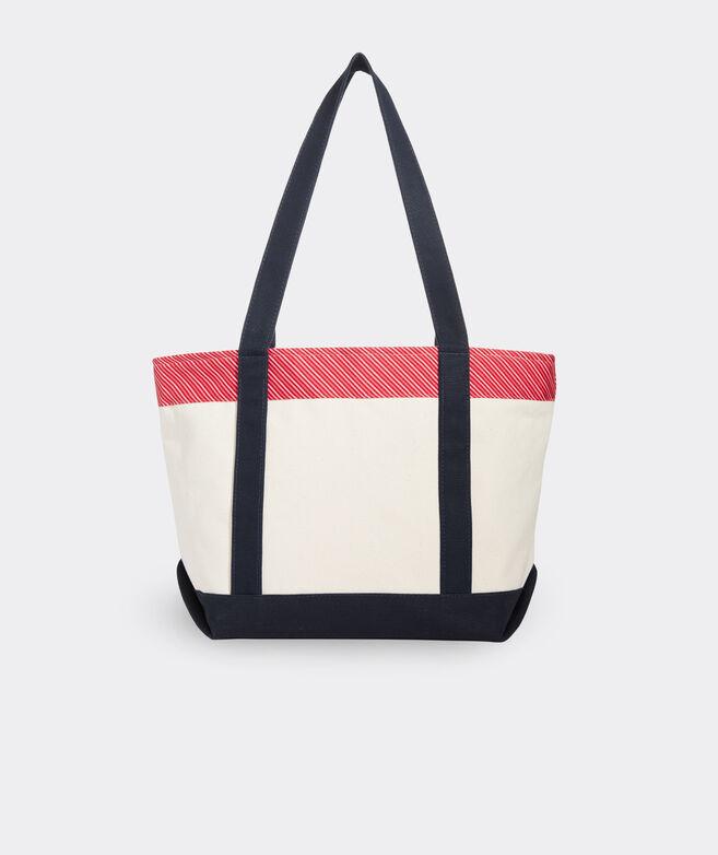 Ombre Stripe Classic Tote Bag