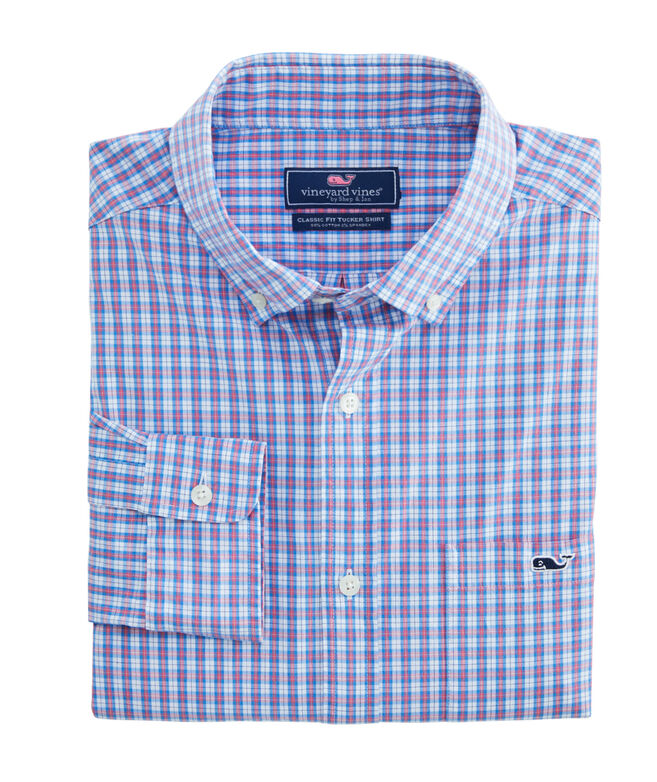 Classic Mini Tartan Tucker Shirt