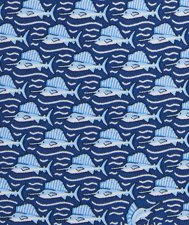 Boys Marlin Leap Printed Tie