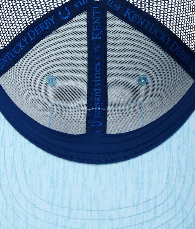 Derby Patch Performance Trucker Hat