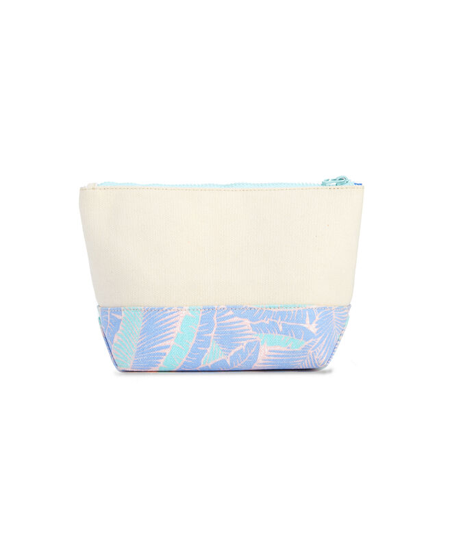 Island Palms Cosmetic Case