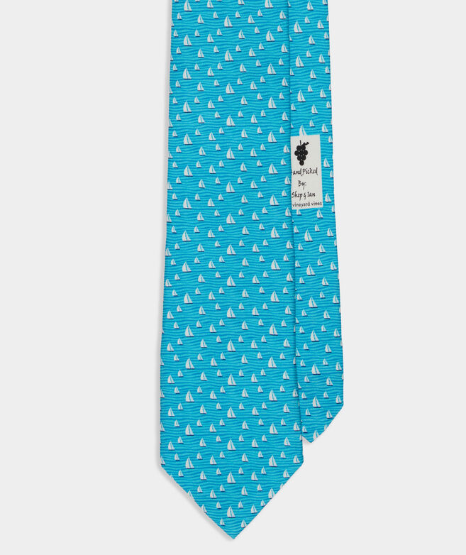 Strong Breeze Printed Tie
