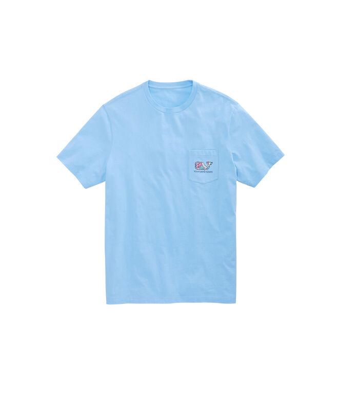 Painkiller Whale Fill Pocket T-Shirt
