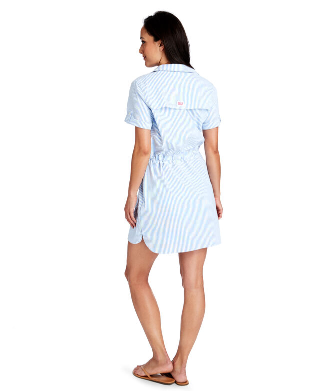 Harbor Shirt Dress