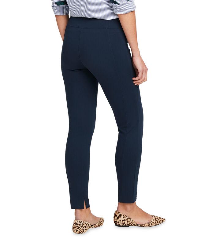 Skinny Ponte Ankle Pants
