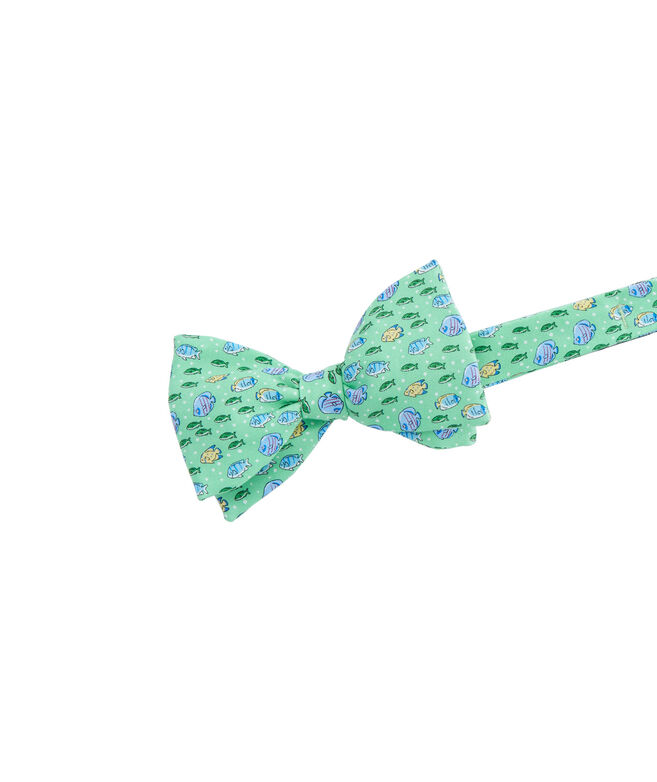 Tropical Fish Bow Tie