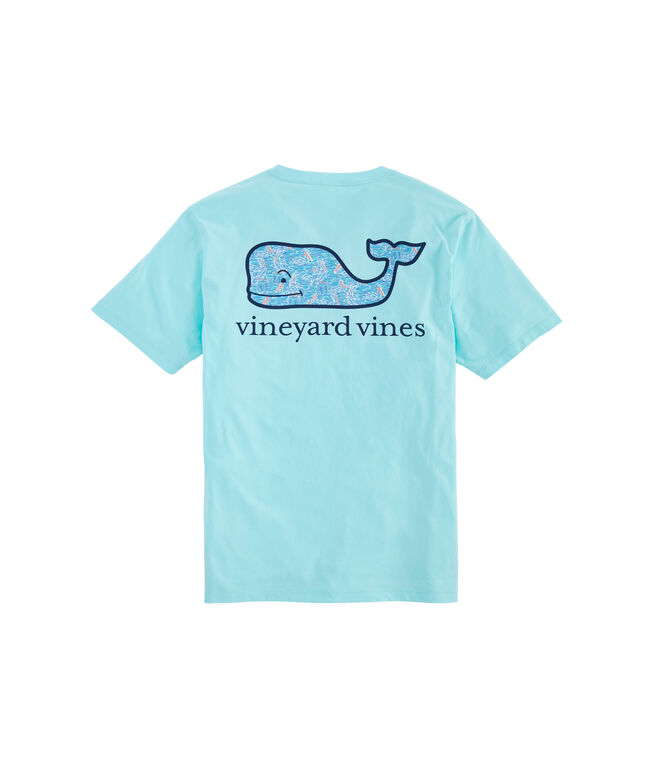 Pelicans Whale Fill Pocket T-Shirt